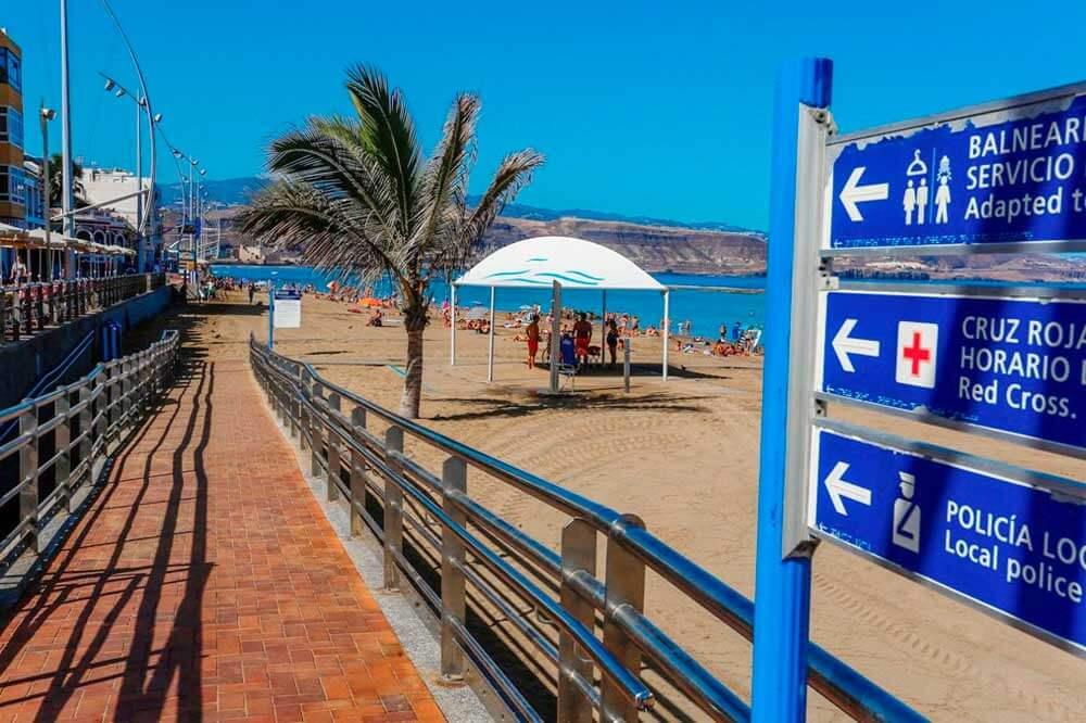 Se amplían los servicios de socorrismo, balnearios y limpieza por el verano