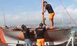 Barquillos de Vela Latina: una jornada dura que acaba con dos líderes