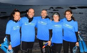 Nuestras rutas de snorkel en Las Canteras ya están en marcha