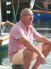 """Tino Cebral: """"Los barquillos y los botes deberíamos ir de la mano"""""""