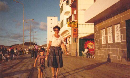El álbum fotográfico familiar de Christian Rötting: 1982-1985