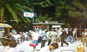 Ayer y hoy del Parque Santa Catalina, ágora de las tertulias porteñas por José Ferrera Jiménez