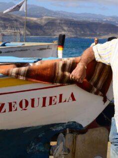 Antonio Artiles y el tiempo de las salemas