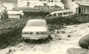 Efemérides meteorológicas en Canarias entre 1971 y 1990