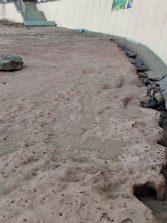 El barro primitivo de la Playa Chica