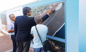 El Ayuntamiento preve culminar la construcción de la pasarela de La Cicer a comienzos del año 2018