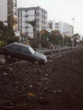 Efemérides meteorológicas en Canarias entre 1991 y 2000