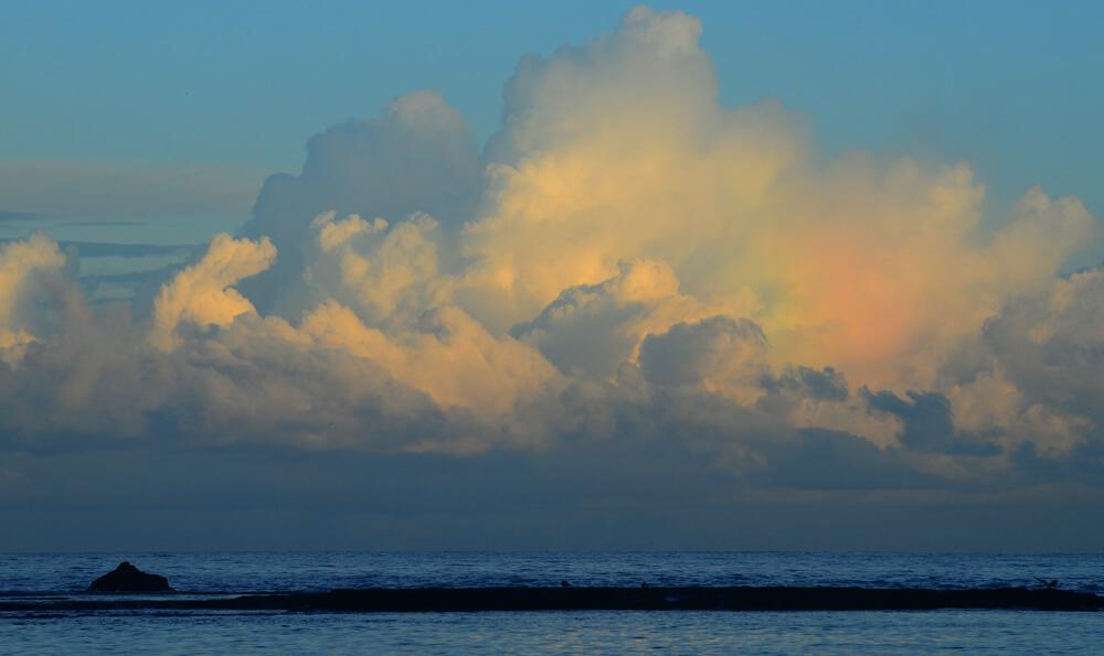 Una nube llena de colores