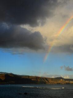 Arcoíris otoñales