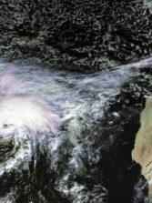Efemérides meteorológicas en Canarias entre 2001 y 2010