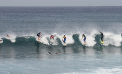Se celebra este sábado en la Cicer el Día Mundial del Surf con una jornada festiva