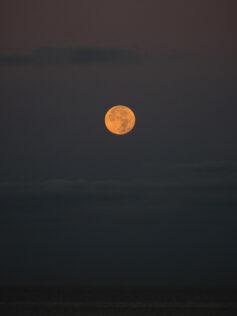 La luna llena de diciembre
