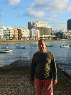 """Carmelo Jiménez: """"El Victoria luchará para que los  barquillos sigan en Las Canteras"""""""