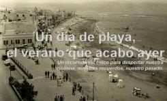 """Únete a la propuesta escénica participativa """"Un día en la playa, el verano que acabó ayer"""""""