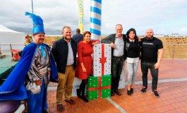 Evento Navidad Solidaria en Saulo Torón para recaudar alimentos y juguetes