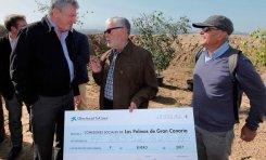El Belén de Arena cierra con record de visitantes y donativos solidarios