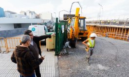 La construcción de la pasarela de la Cicer podría estar culminada en el mes de noviembre de este año