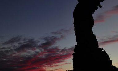 El Atlante al amanecer