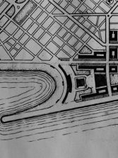 Zuazo quiso urbanizar entre la orilla y la Barra