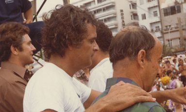 César Manrique en Las Canteras