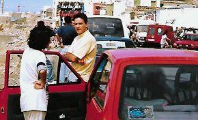 Alejandro Moreno en la Cicer de los 80