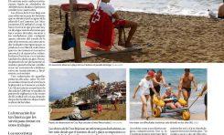 Recuerdos del socorrismo en playa