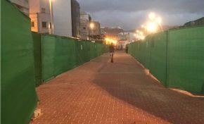 Urbanismo habilita el paso de viandantes por la nueva pasarela de la Cicer