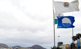 Las Canteras, única playa de Las Palmas de Gran Canaria que consigue la Bandera Azul 2017
