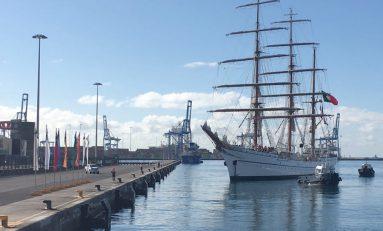 La ciudad recibe con una fiesta a los veleros de la Rendez-Vous 2017 Tall Ships Regatta
