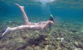 Snorkel en Las Canteras