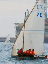 Sofcan y Cri Ricoh lideres de la liga insular de barquillos de vela latina
