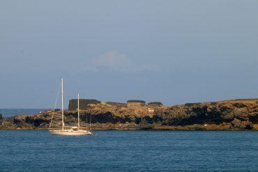 18.000 euros bajo el mar en la bahía