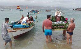 Este domingo se embarca la Virgen del Carmen