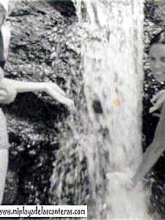 Los chorros de agua caliente de la Cicer
