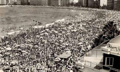 Enero de 1980: viaje turístico por Gran Canaria