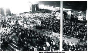 Encuesta ¿Macro eventos sobre la arena de Las Canteras, si o no?