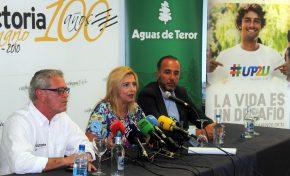 """El Club Victoria, Aguas de Teror y #UP2U Project presentan las actividades náuticas """"Mójate con nosotros"""""""