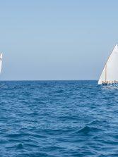 El Spar Guerra del Río gana una vibrante regata de botes contra barquillos
