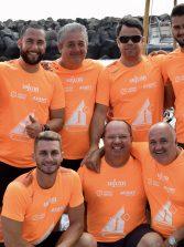 Este sábado vuelven las regatas de barquillos de vela latina a la bahía confitalera