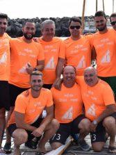 El SOFCAN-Canarias Ambiental campéon de la Liga Insular de Barquillos de Vela Latina