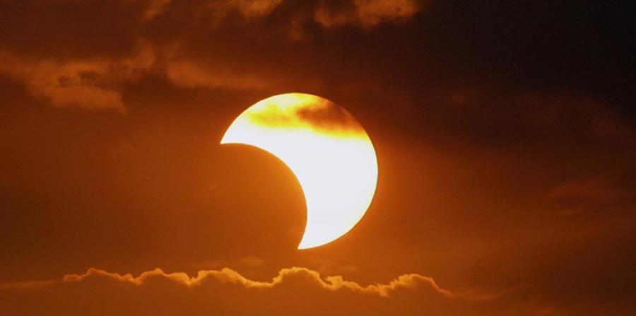 El eclipse de Sol de este jueves se verá desde Canarias como parcial