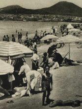 Playa Grande en la década de los años 20-30