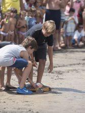 Este viernes habrá una suelta de tortugas y actividades con 300 escolares por el Día Mundial de Los Océanos