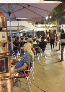 El Ayuntamiento desestima todas las alegaciones sobre las terrazas presentadas por los vecinos de Farray-Guanarteme