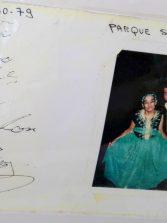 El autógrafo de Lolita Pluma