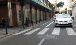 El Ayuntamiento reabre al tráfico la calle Fernando Guanarteme tras finalizar las obras de la V Fase de mejora de la vía
