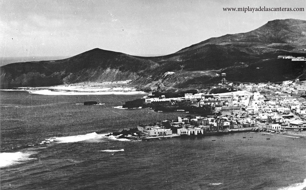 Así era La Puntilla en 1935