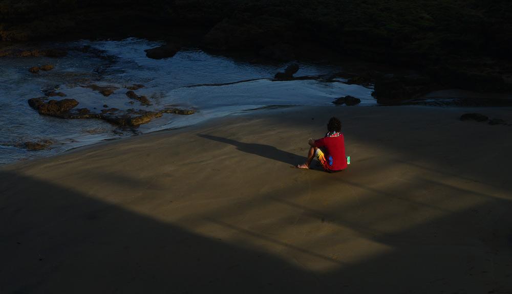 La contemplación es inspiración