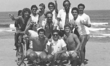 Aquellos jóvenes surferos de los años 90