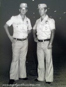 Cuento de verano «El cabo y mi sargento»